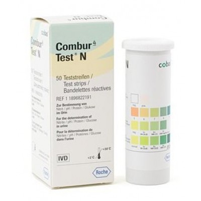 Combur-4 N urinetest, ( 50 strips )