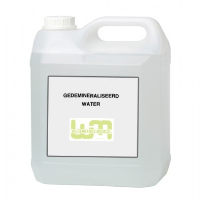Gedemineraliseerd water, 10L